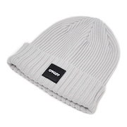 Beanie Ribbed - Light Gray