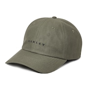 6 Panel Reflective Hat - Dark Brush