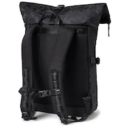 Utility Rolled Up Backpack - Blackout