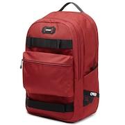Street Skate Backpack - Iron Red