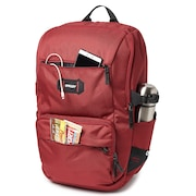 Street Pocket Backpack - Iron Red