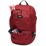 Street Organizing Backpack - Iron Red