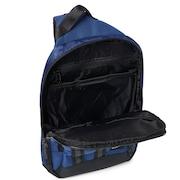 Utility One Shoulder Bag - Dark Blue