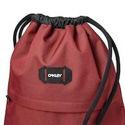Street Satchel Bag - Iron Red