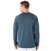 Enhance Long Sleeve Crew 8.7.01 - Dark Slate