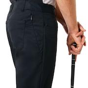 5 Pockets Golf Pants - Blackout