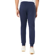 Street Logo Tape Fleece Pants - Fathom