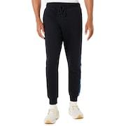 Street Logo Tape Fleece Pants