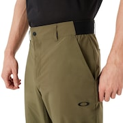 Tapered Golf Pants - Dark Brush