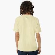 Oakley Fs Tee Frogskins - Yellow
