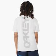Oakley Fs Tee Oakley Frogskins - White