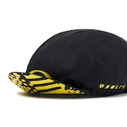 Tdf Iconography Cap - Black/Yellow