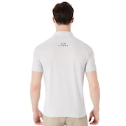 Divisonal Polo - Arctic White