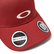 Tech Cap - Iron Red