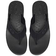 Blender Flip Flop - Jet Black
