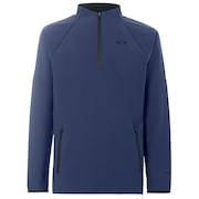 Rain Jacket Bubba - Foggy Blue