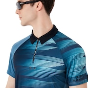 Engineered Polo Bubba - Ocean