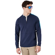 Light Stretch Perforated Fleece Bubba