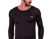 Camiseta Daily Sport Ls 2.0 Tee - Blackout