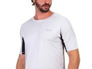 Camiseta Tech Knit Tee - Light Gray
