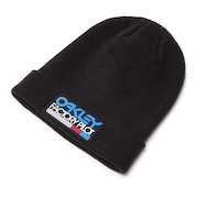 Rubber Patch Beanie