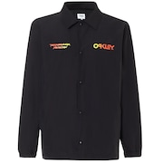 Oakley Tnp Dino Coach Jacket - Blackout