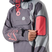 10K 3L Shell Po Jacket Jeff Staple - Staple Bubble