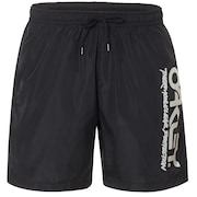 Oakley Tnp Black Beachwear - Blackout
