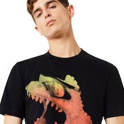 Oakley Tnp Dino Short Sleeve Tee - Blackout