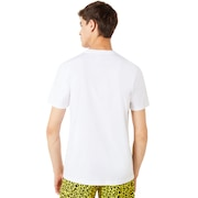 Oakley Tnp Advisory Short Sleeve Tee - White