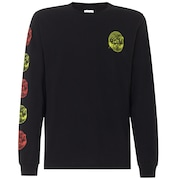 Oakley Tnp Sun Long Sleeve Tee - Blackout
