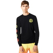 Oakley Tnp Sun Long Sleeve Tee