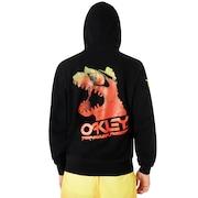Oakley Tnp Dino Hoodie - Blackout