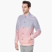 Instacop Sunset Coaches Jacket - White