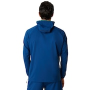 Enhance Wind Hoody Anorak 9.0 - Dark Blue