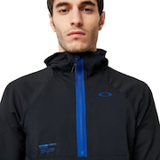Enhance Wind Hoody Anorak 9.0 - Blackout