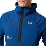 Enhance Wind Hoody Anorak 9.0 - Dark Blue