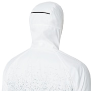 Enhance Wind Hoody Graphic 9.0 - White