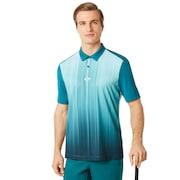 Infinity Line Golf Polo Short Sleeve