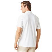 Ace Golf Polo Short Sleeve - White