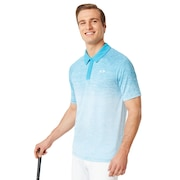 Four Jack Gradient Polo - White