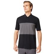 Color Block Polo Short Sleeve