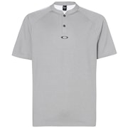 Ergonomic Evolution Polo Short Sleeve - Granite Heather