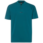 Ergonomic Ellipse Evo Golf Polo - Petrol