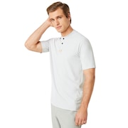 Ergonomic Ellipse Evo Golf Polo - Light Gray