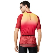 Aero Jersey - Red Iridium
