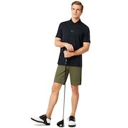 Targetline Quickdry Performance Short - Dark Brush
