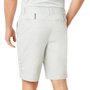 Cypress Gab Stretch Short - Light Gray