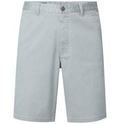 Stone Wash Chino Short - Stone Gray