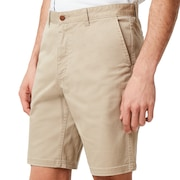 Stone Wash Chino Short - Rye